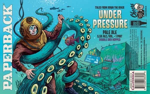 Under Pressure 'Pale Ale'