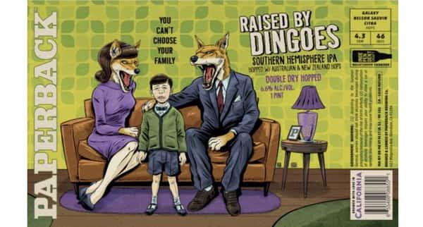 Raised by Dingoes 'Southern Hemisphere IPA'
