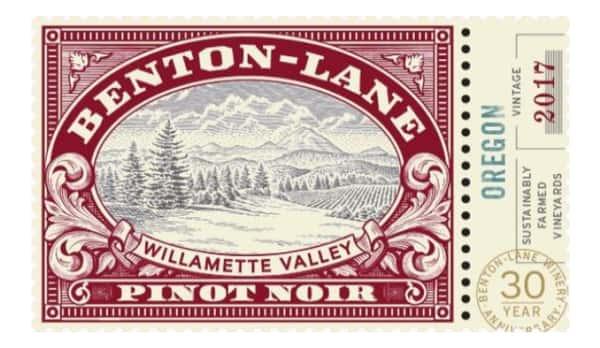 Pinot Noir, Benton Lane