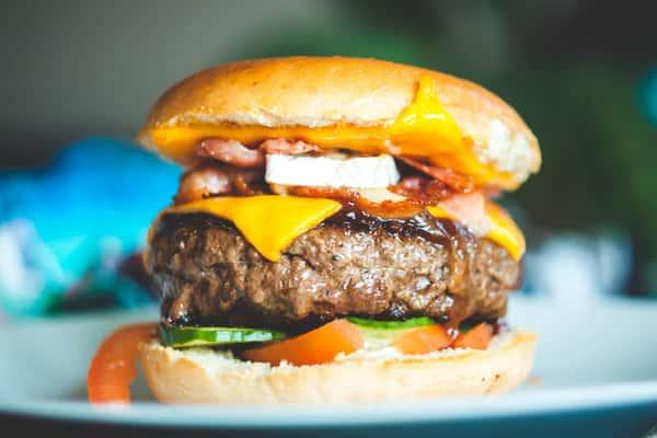 gluten free burger