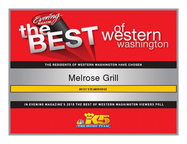 4x Best Of Western Washington Winners