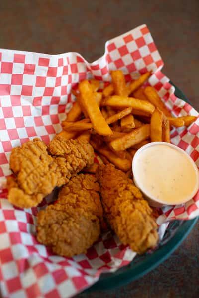 Chicken Tenders & Ranch Dip