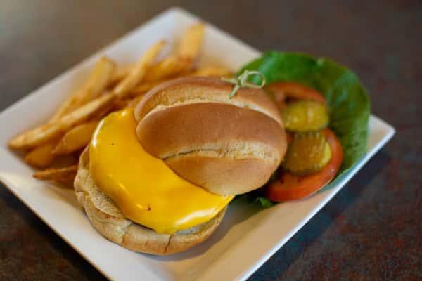 Kid's Burger