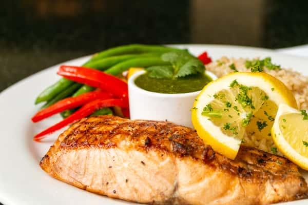 Grilled Salmon Fillet-20210325-0917