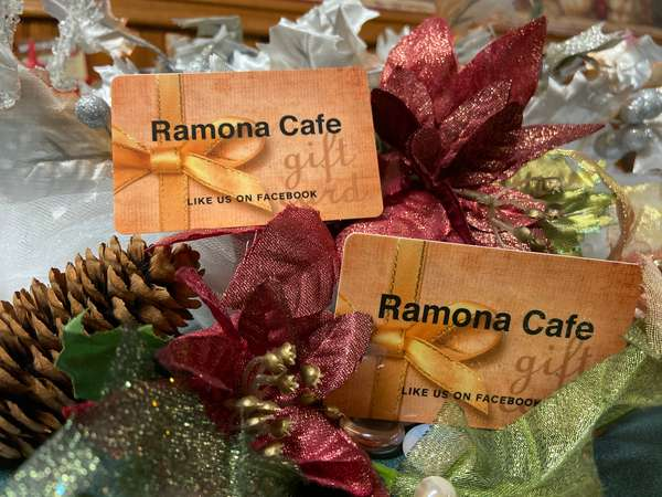gift cards