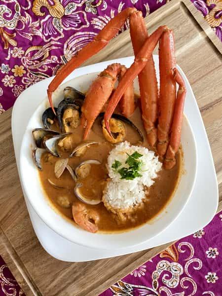 24 oz Seafood Pan Roast