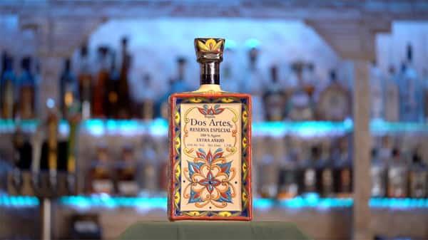 Dos Artes Reserva Especial Extra Anejo Tequila