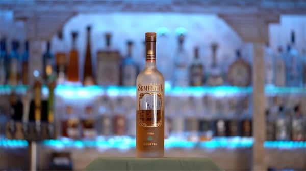Semental Anejo Tequila