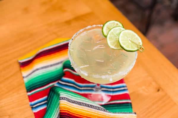 El Portal House Margarita with Tequila Montezuma