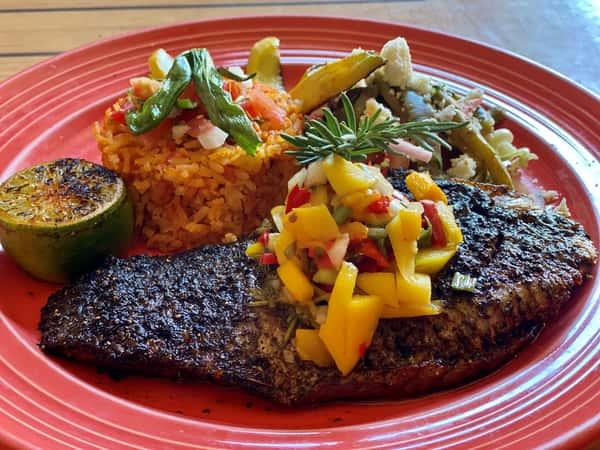 Filet of Barramundi Caribe