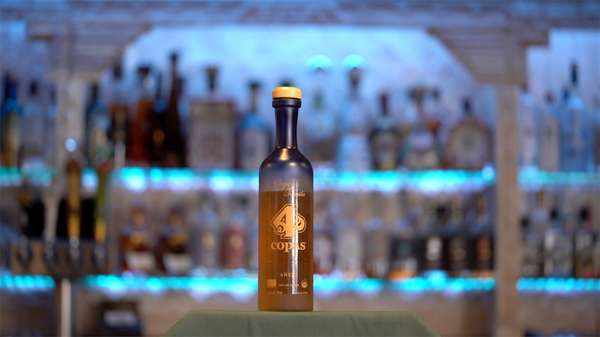 4 Copas Añejo Tequila