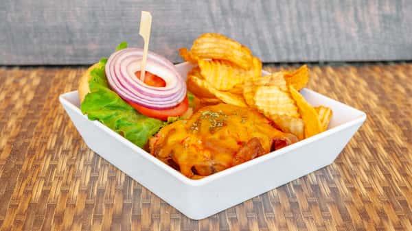 BYO Burger*