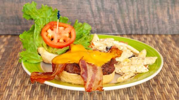 Bacon Cheeseburger*