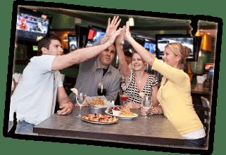 ocean city bar patrons