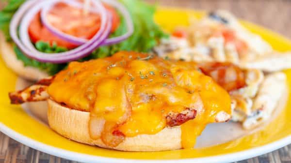 Cheddar & Bacon Chicken