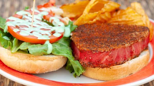 Spicy Tuna Sandwich*