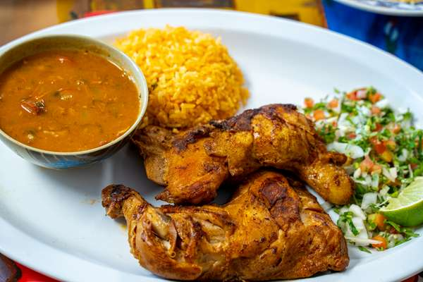 Pollo Asado - Grilled Chicken