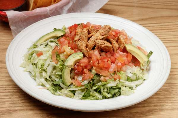 healthy living taco salad