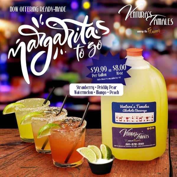 margarita to go offer