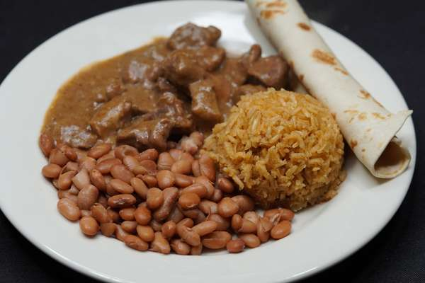 Traditional Mexican dish