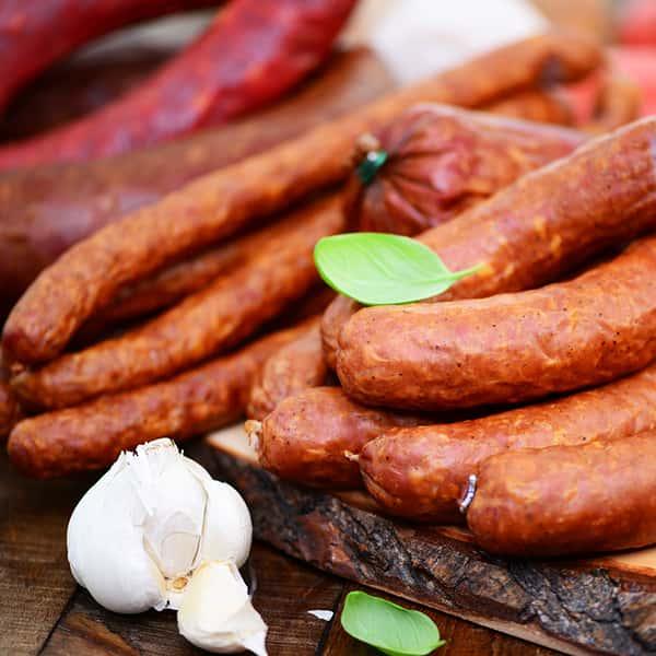 Goodies Signature Sausages