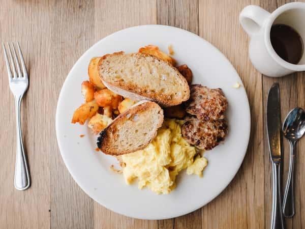 Eggs (Scrambled or Omelet)