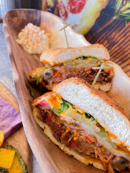 Tritip Sandwich