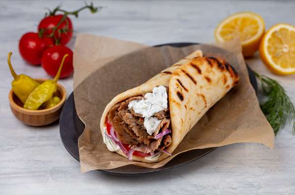 The Traditional Gyro