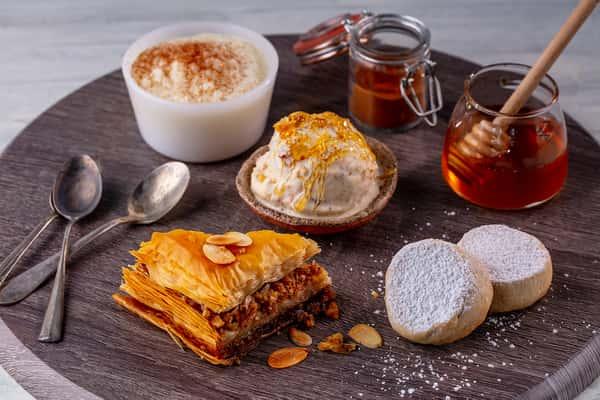 Dessert Sampler