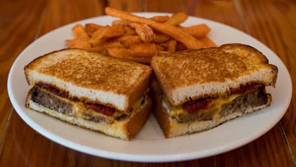 House Meatloaf Sandwich