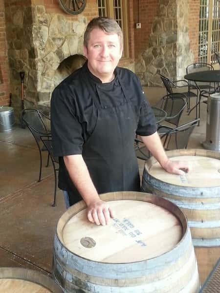 Owner & Master Chef Todd Hogan