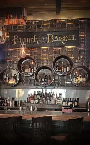 Branch & Barrel, Sister Restaurant