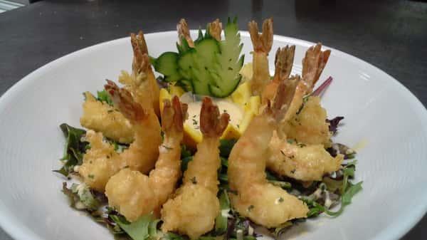 Kuruma Shrimp Tempura