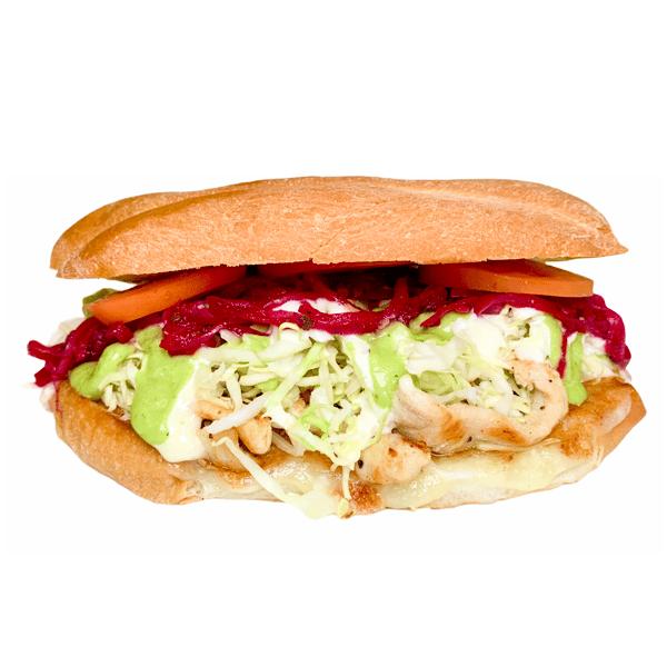 15. Grilled Chicken