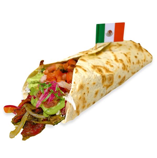 35. Roasted & Grilled Veggies ChezTaco™