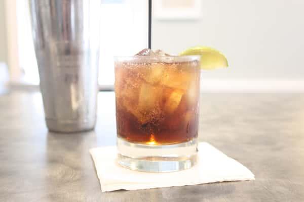 Captain & Coke