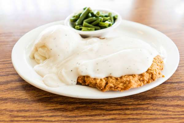 8 oz. Chicken Fried Steak