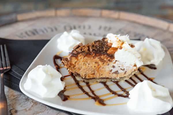 Peanut Butterfinger Pie