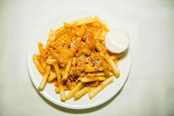 Mozambique Fries