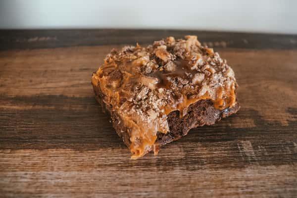 Brownie heathbar