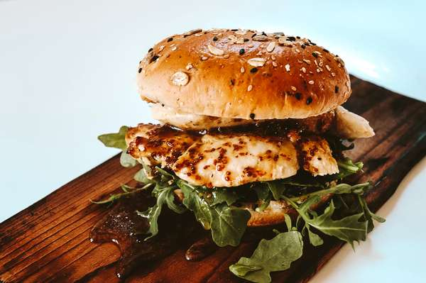 Sweet and Savory Chicken Club