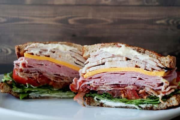 Everything Sandwich