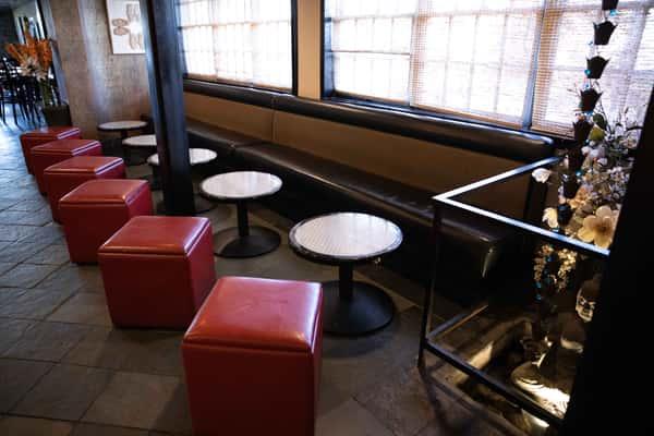 seats inside