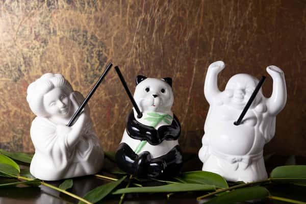 geisha panda banzai