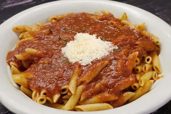 Spaghetti or Penne Ziti