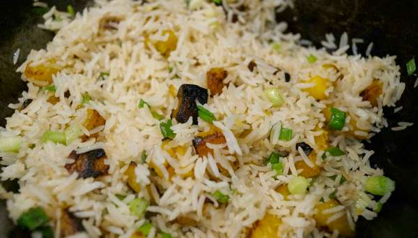Plantain Fried Rice