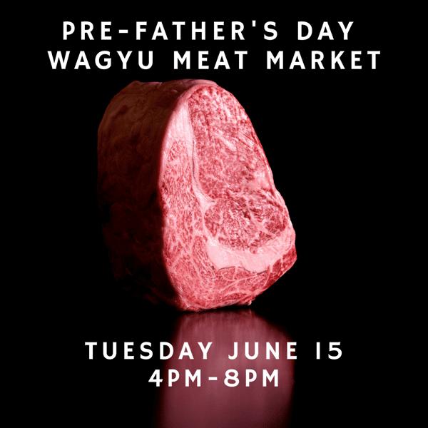 Wagyu Meat Market!