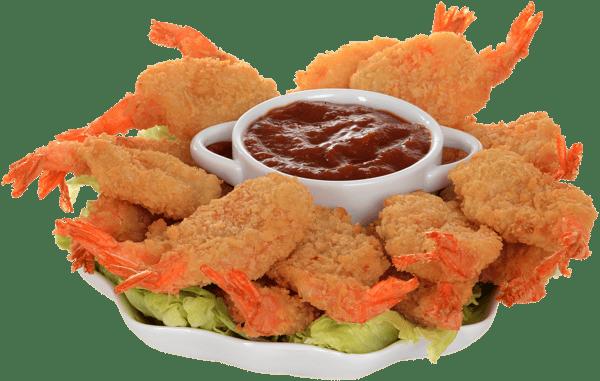 Shrimp Poppers