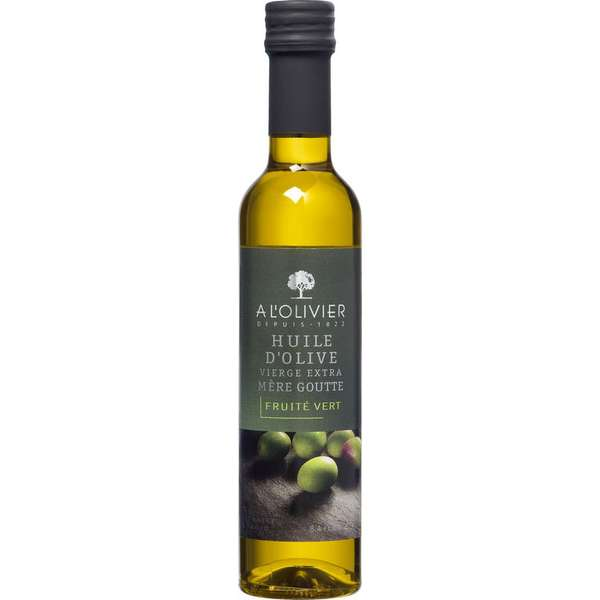 A L'OLIVIER MÈRE GOUTTE EXTRA VIRGIN OLIVE OIL GREEN FRUITY