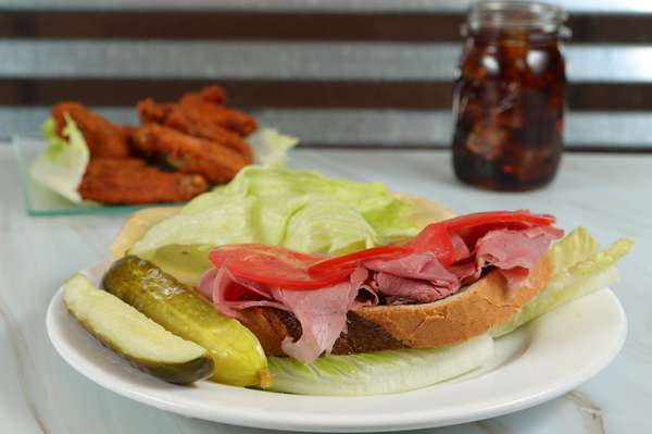 Cornedbeef Sandwich